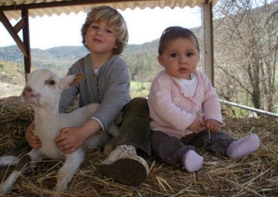 la garrotxa casa rural can pei actividades niños